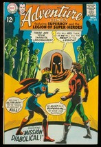 ADVENTURE COMICS #374-DC COMICS-COMIC FANDOM ARTICLE-very good VG - $25.22