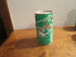 Rhode Island RI turning 7up vintage pop soda metal can Sailing up Newport - $10.99