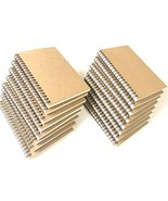 VEEPPO 16 Pack Bulk Notebooks and Journals Spiral Notebooks 4.7x7inch Sm... - $51.01
