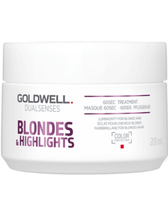 Goldwell USA Dualsenses Blonde & Highlights 60 Second Treatment   image 2