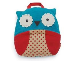 Skip Hop Zoo Travel Blanket Owl Blue - $33.73