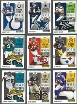 2018 PANINI CONTENDERS FOOTBALL SEASON TICKETS #'s 1-100   - WHO DO YOU ... - $0.99