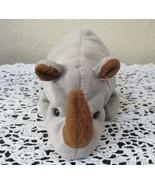 Ty Beanie Baby Spike the Rhinoceros NO TAG - $4.45