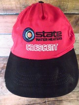 State Water Heaters Crescent Adjustable Adult Cap Hat - $7.24