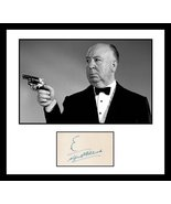 Ultra Rare - Alfred Hitchcock - Movie Legend - Authentic Hand Signed Aut... - $249.99