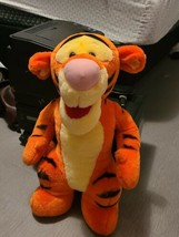 "Vintage LARGE BIG Mattel Winnie the Pooh TIGGER 21"" Plush Stuffed Anim... - $33.24"