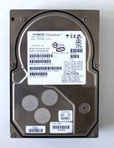 Hitachi HDD, 73.9GB, Ultrastar DK32EJ-72FC, HDA REV.B, FW NA09