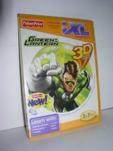 Fisher-Price Green Lantern (iXL Learning System, NEW)  - $8.95