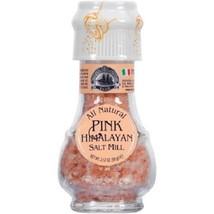 Drogheria & Alimentari Salt Mill, Pink Himalayan, 3.17 Ounce (Pack of 6) - $20.99