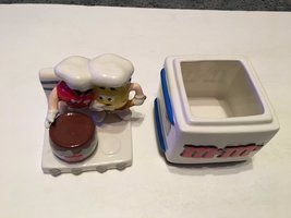 M And M Candy Cookie Jar - $39.75