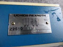 REXROTH CHECK VALVE ZS1014/L-77 image 2