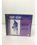 Tony Rémy GRP Records 3 Track Promo New GRZ 5144 Boof Different People G... - $14.84