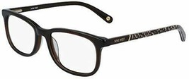 NEW NINE WEST NW 5169 210 Brown Eyeglasses 52mm with Case - $59.35