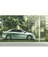 2009 Toyota COROLLA sales brochure catalog 1st Edition 09 US XLE S XRS - $6.00