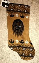 "Star Wars Chewbacca 19"" Knit Christmas Stocking - €20,91 EUR"