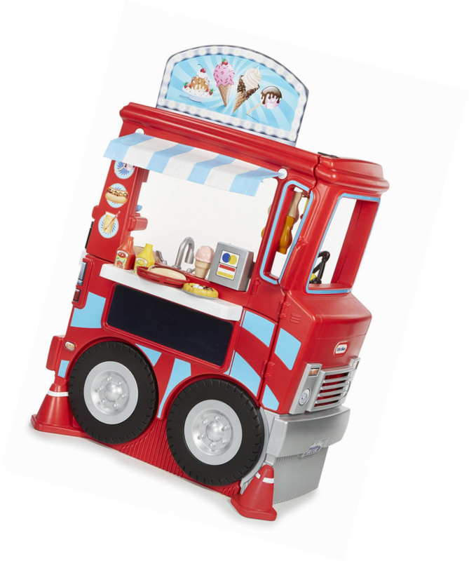 8d8487a40eb Fun Kids Toddler Toy 2-in-1 Food Truck and 50 similar items. 3