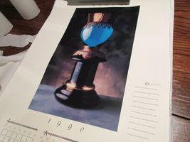 "Rx ,Pharmacy , POSTER ,18"" X 24"" ,Photographs Depicting History & Heritage ,1990 image 6"