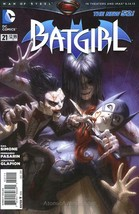Batgirl (4th Series) #21 VF/NM; DC | save on shipping - details inside - $4.50