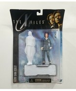 The X-Files Fight the Future Agent Dana Scully Crypt Action Figure New O... - $25.23