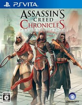 USED PS Vita Assassin Creed Chronicles from Japan Free Shipping - $26.82