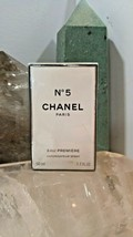 Chanel N°5 Eau Premiére Womens Perfume Full Size 1.7 fl. oz. SEALED  - $142.49
