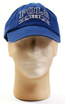Polo Ralph Lauren Blue Sport Cap Hat Adjustable Adult One Size NWT - $59.39
