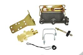 1964-1973 Ford Mustang Manual or Power Master Cylinder kit for Disc/Disc image 4