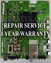 Mail-in Repair Service LG 55LW5300 MAINBOARD - $86.95