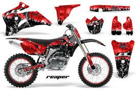 Grafik Kit Aufkleber Wrap + # für Yamaha Yz250f Yz450f 2006-2009 Reaper - $277.05