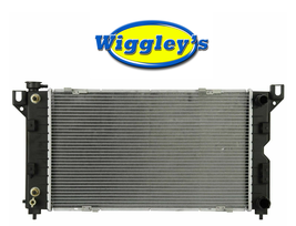 RADIATOR CH3010164 FOR 96 97 98 99 00 PLYMOUTH VOYAGER DODGE CARAVAN image 1