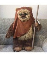 Star Wars World 1000 Limited Characters Life Size Wicket 1/1 Plush Doll ... - $7,722.00