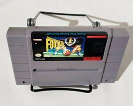 Super Play Action Football (Super Nintendo Entertainment System, 1992) - $9.74