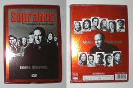 Sopranos The Complete Second Season 2 / Two - dvd - $2.22