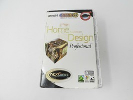 Punch Home & Landscape Design Professional (PC, 2010) NexGen New Technology - $19.79
