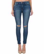 NWT $179 JOE'S THE ICON ANKLE MIDRISE SKINNY STRETCH JEANS DISTRESSED TE... - $71.99