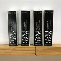 Avon Ultra Color Indulgence Lipstick Petal Pink Lot Of 4 New In Box - $16.53