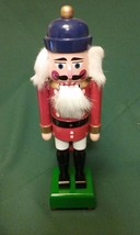 Wooden Nutcracker Music Box - San Francisco Music Box Company - $15.99