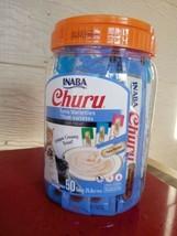 Inaba Churu - Tuna Varieties Cat Treats (50 pack) - FREE SHIPPING - $44.10