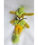 Amigurumi  handmade bunny doll toy- nursery decoration ornament - birthd... - $342,75 MXN