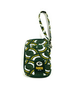 Green Bay Packers NFL Ladies Organizer Wristlet Zipper Wallet - Quilted ... - $19.50