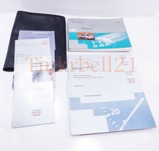 00 Audi A4 Owners Manual Case 2000 Quattro Literature North America Only... - $22.44