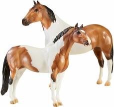 "Breyer traditional 1822 THE ""GANGSTERS"" - TONY DA PONY AND BUGSY MALONEY<> - $45.95"