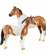 """Breyer traditional 1822 THE """"GANGSTERS"""" - TONY DA PONY AND BUGSY MALONEY<> - $45.95"""