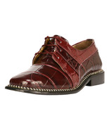 LibertyZeno Genuine Leather Lace Up Dress Shoes for Toddler age(1-4 Year... - $36.99