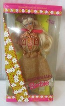 **NIB BARBIE DOLL 1992 DOLLS OF THE WORLD AUSTRALIAN 3626 NRFB - $11.87