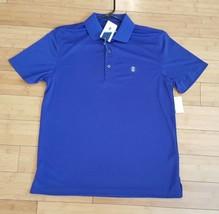 Izod Men's Nwt Golf Polo Small S Blue - $19.80