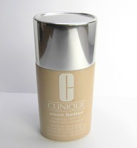 CLINIQUE Foundation 29 LATTE Even Better ~ DAMAGED As is See pictures - $13.60