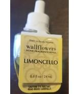 NEW Bath & Body Works Wallflowers LIMONCELLO Fragrance Refill Bulb - $8.59