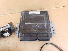 05 Nissan Xterra 4x2 ECU Computer Ignition Switch BCM Door Tailgate Key Locks image 5