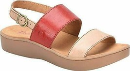 Born - Womens - Oconee Taupe Red - $90.00